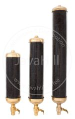 "Special Edition ""22k GOLD"" Color Retail Coffee Silo with 18 inch Tube. Choose from 18, 24 or 36 inch tube length"