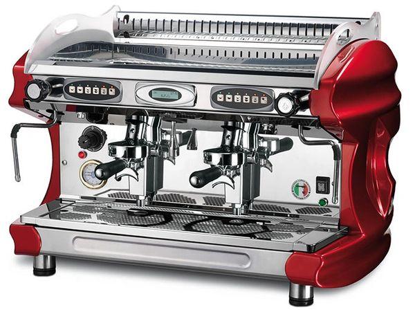 BFC Lira S 2 Group Commercial Espresso Machine