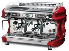 *SPECIAL* BFC Lira S - 2 Group Espresso Machine w/ Fiorenzato Red Grinder