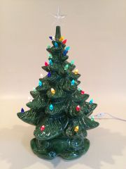 19 inch Medium Green Christmas Tree