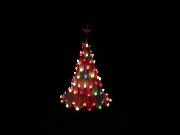 21 inch gumdrop christmas tree