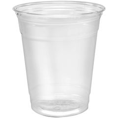 A World of Deals® Clear Plastic Cups - 50/12oz Cups