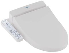 Ridex Washlet Elongated Toilet Seat - Colonial White