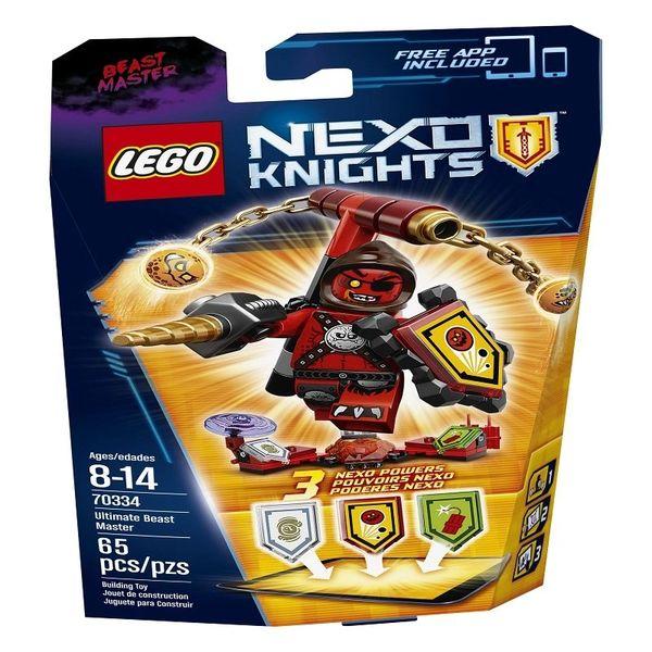 Lexo Nexo Knights Ultimate Beast Master