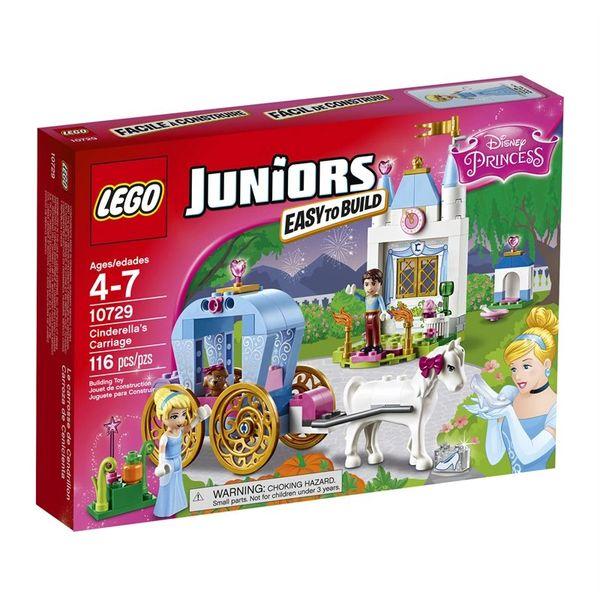 Lego Juniors Disney Easy To Build Cinderella's Carriage 10729