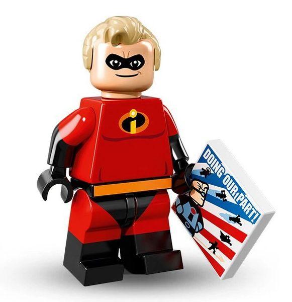Lego Disney Collectible Minifigure - Mr. Incredible