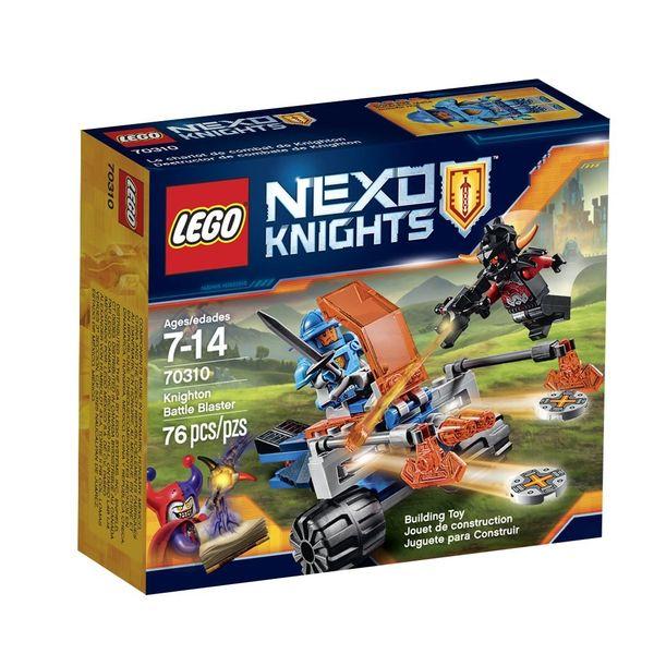 Lego Nexo Knights Knighton Battle Blaster Kit 70310