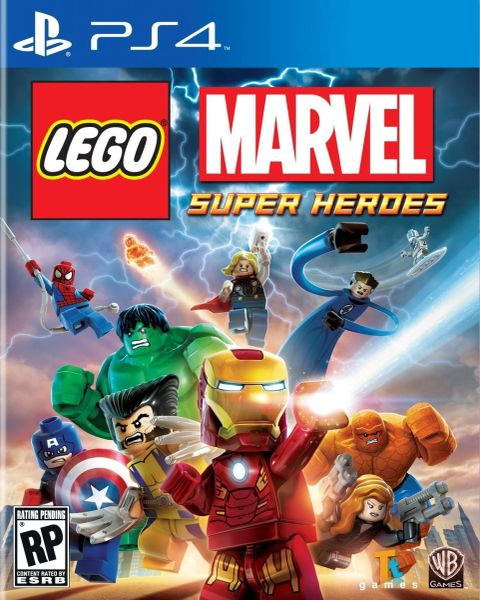 Lego Marvel: Super Heroes PlayStation 4 (PS4)