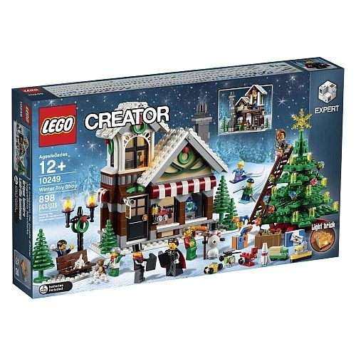 Lego Creator Expert - Winter Toy Shop 10249