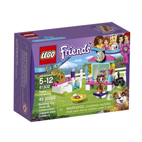 Lego Friends - Puppy Pampering 41302