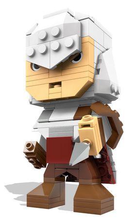 Mega Bloks Kubros - Assassin's Creed Ezio Buildable Figure