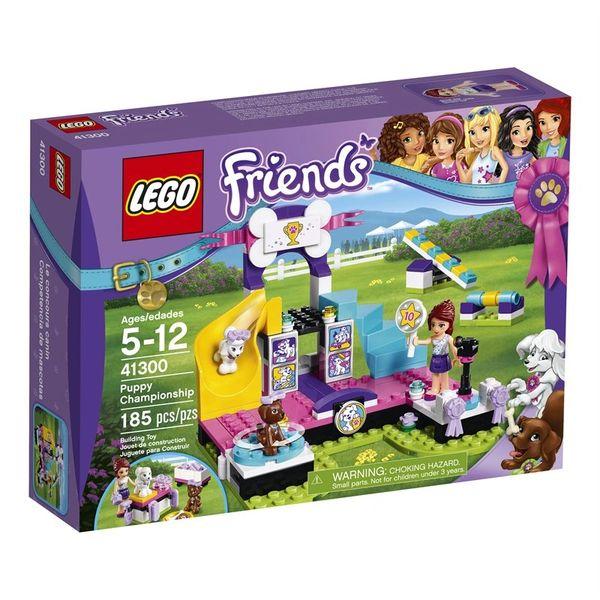 Lego Friends - Puppy Championship 41300