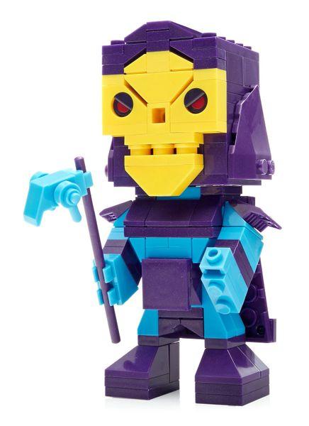 Mega Bloks Kubros - Masters Of The Universe Skeletor Buildable Figure