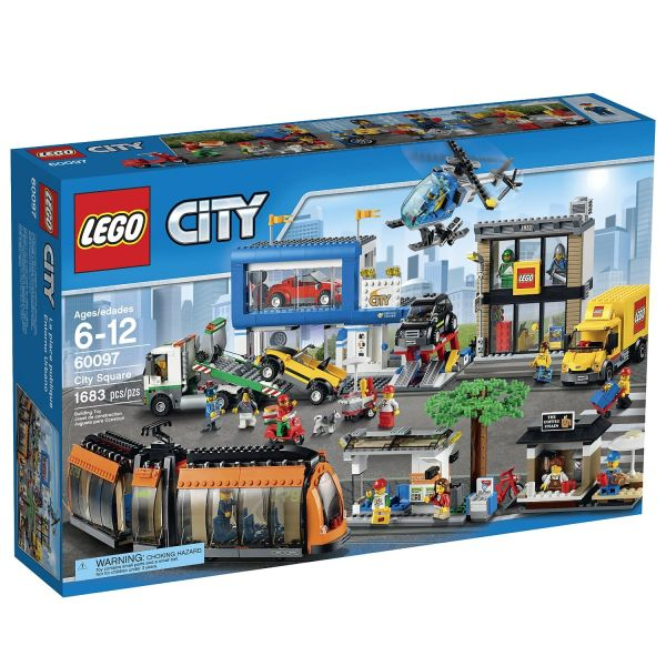 Lego City - City Square 60097