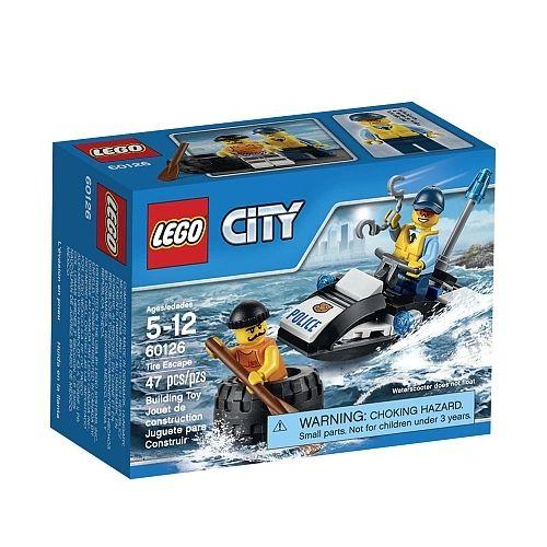 Lego City - Tire Escape 60126