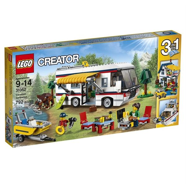 Lego Creator Vacation Getaway