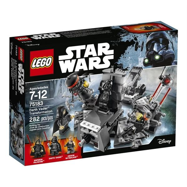 Lego Star Wars Darth Vader Transformation - 75183