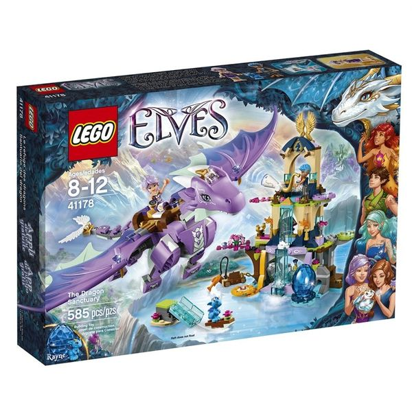 Lego Elves Dragon Sanctuary 41178