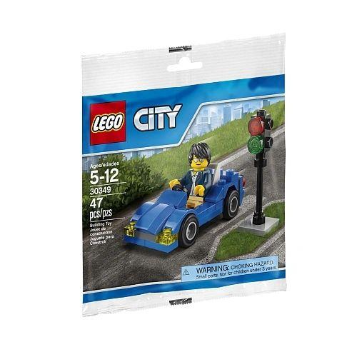 Lego City Sports Car 30349