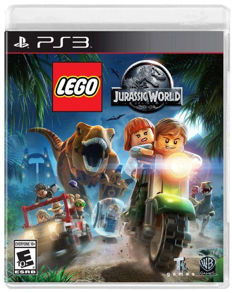 Lego Jurassic World (PS3 Game)