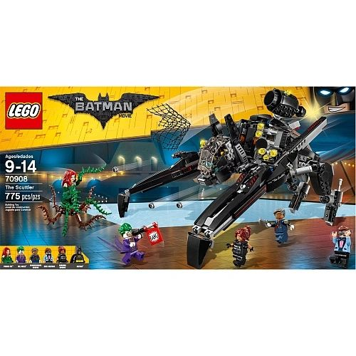 Lego Batman Movie - The Scuttler 70908