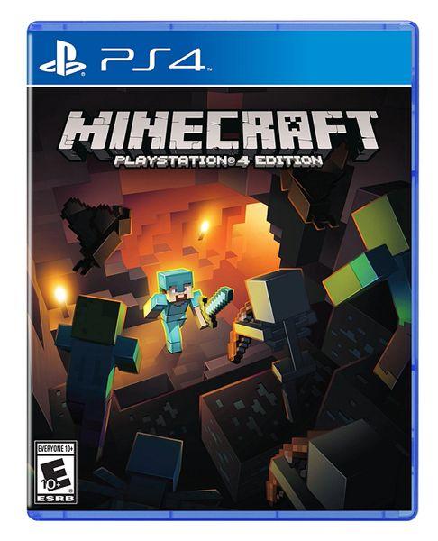 Minecraft: Playstation 4 (PS4) Edition