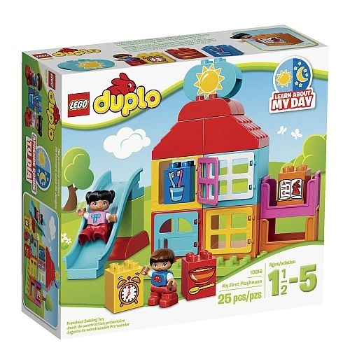 Lego Duplo - My First Playhouse 10616