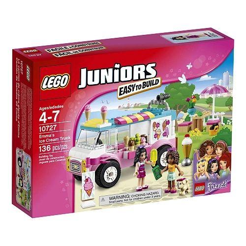 Lego Juniors - Emma's Ice Cream Truck 10727