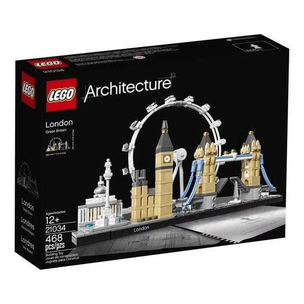 Lego Architecture - London 21034