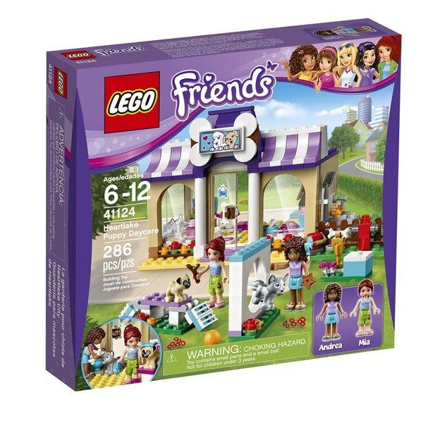 Lego Friends Heartlake Puppy Daycare (Kit # 41124)