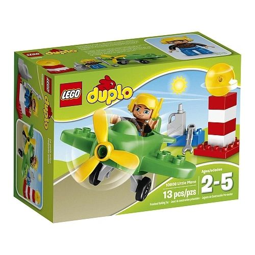 Lego Duplo - Little Plane 10808