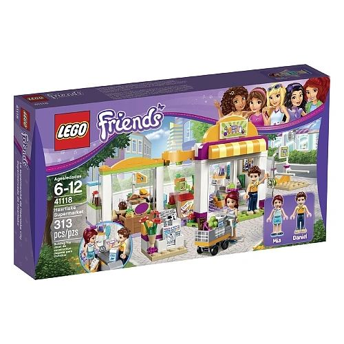 Lego Friends - Heartlake Supermarket 41118