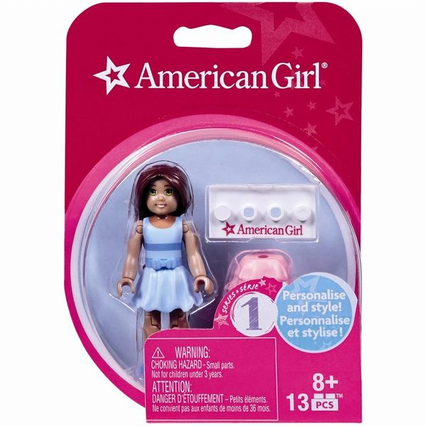Mega Bloks American Girl Collectible Fashion MiniFigure #2