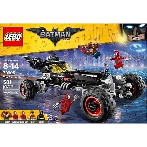 Lego Batman Movie - The Batmobile 70905