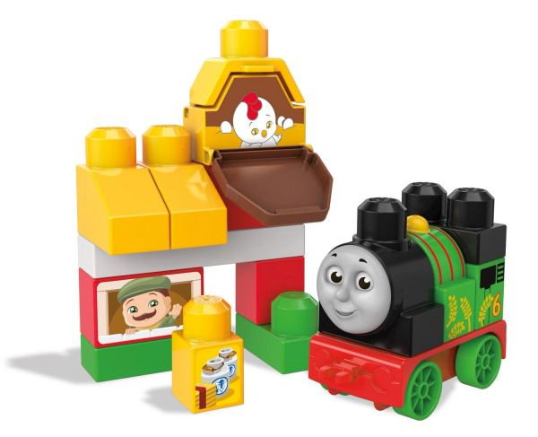Mega Bloks Thomas & Friends - Percy At The Farm