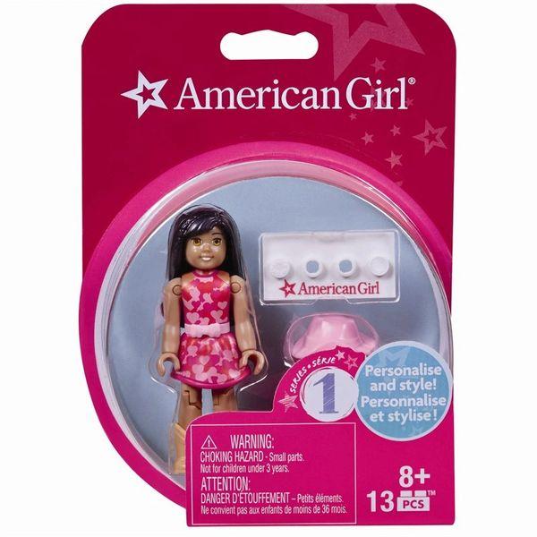 Mega Bloks American Girl Collectible Fashion MiniFigure #5