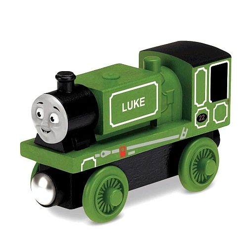 Thomas and Friends - Luke (Wooden Railway Edition)