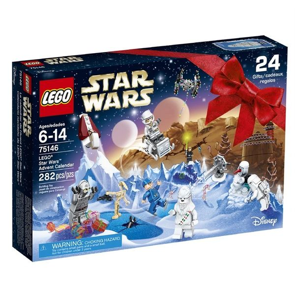 Lego Star Wars Advent Calendar 2016 - 75146