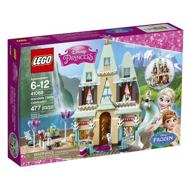 Lego Frozen Movie - Arendelle Castle Celebration 41068