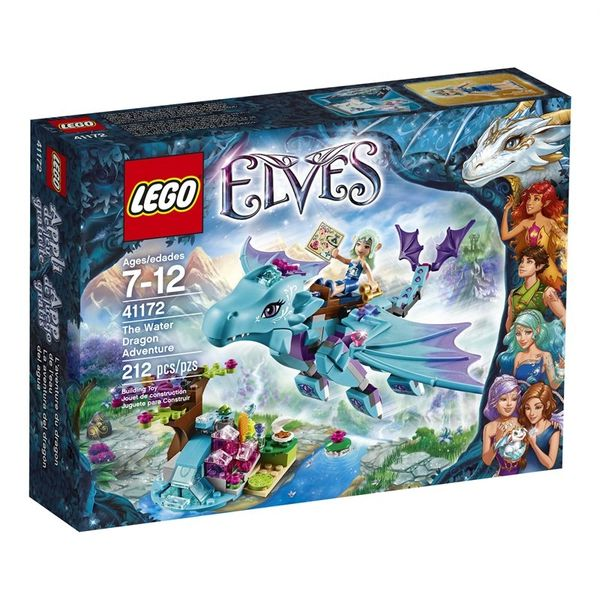 Lego Elves - The Water Dragon Adventure 41172