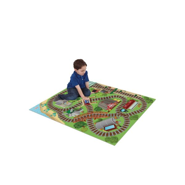Thomas and Friends - Original Mega Mat Playset