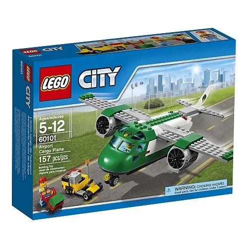 Lego City - Airport Cargo Plane 60101