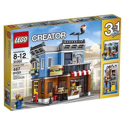 Lego Creator - Corner Deli (3-In-1) 31050