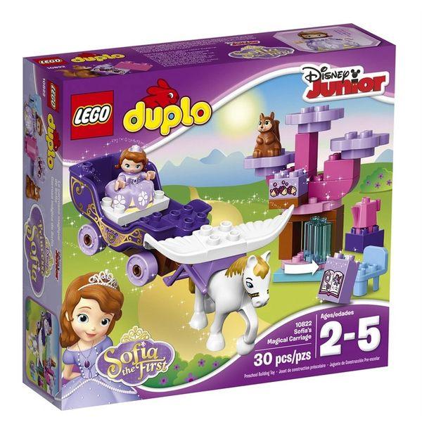 Lego Duplo Disney Junior - Sofia's Magical Carriage 10822