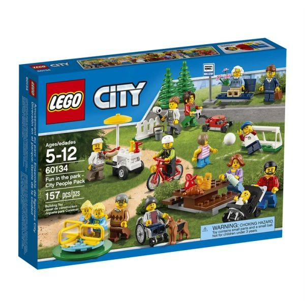 Lego City Fun In The Park Pack - 60134
