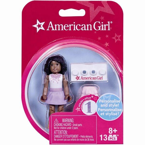 Mega Bloks American Girl Collectible Fashion MiniFigure #4