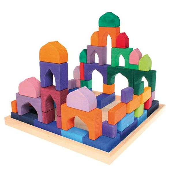 Grimm's 1001 Nights Deluxe Building Set