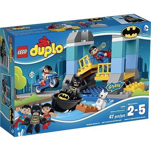 Lego Duplo Batman Adventure 10599