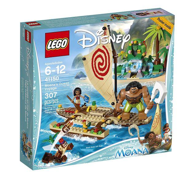 Lego Disney Princess - Moana's Ocean Voyage 41150