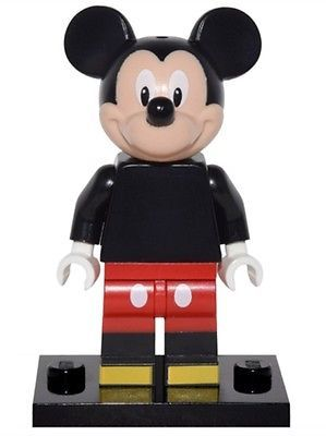 Mickey Mouse Collectible MiniFigure (Disney Minifigure Series 1)